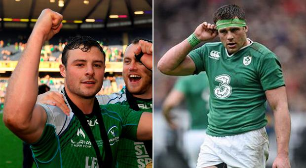 Robbie Henshaw and CJ Stander look like guaranteed starters