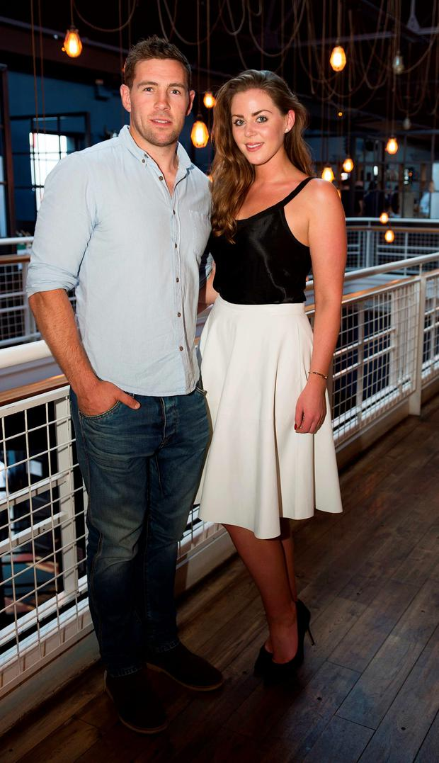 Craig Ronaldson and Lydia Turley attended the summer launch of new collections from Swiss watchmaker Rolex and Italian Jeweller Fope at Tribeton Galway. Photo: Andrew Downes