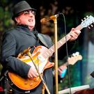 Van Morrison in one of his last visits home at his triumphant Cyprus Avenue concert last year