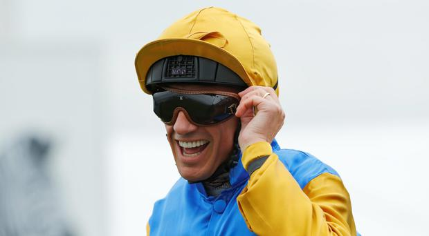 Frankie Dettori is now in his mid 40s but he's still the man with the most natural ability out of all the jockeys in today's race. Photo Credit: Reuters / Stefan Wermuth