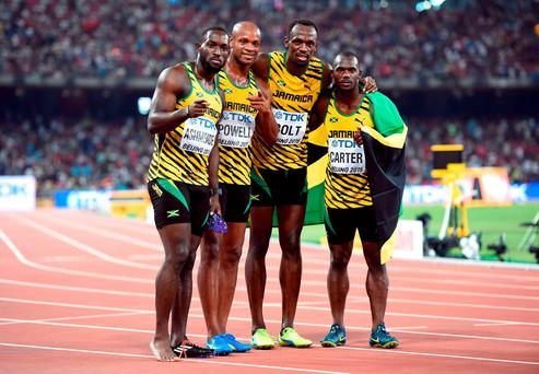 Usain Bolt could be stripped of one of his six Olympic Gold medals. Photo credit: Martin Rickett/PA Wire