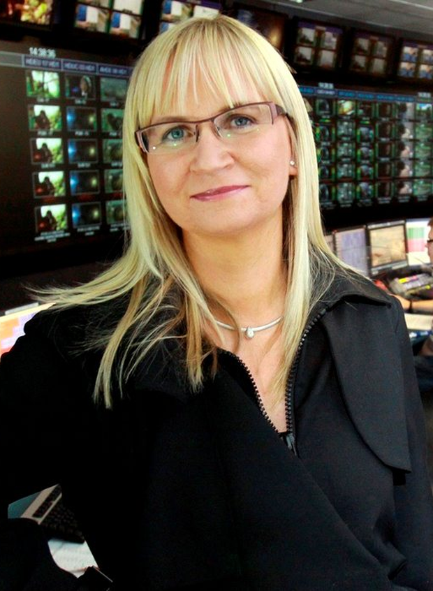 RTÉ Director General Dee Forbes