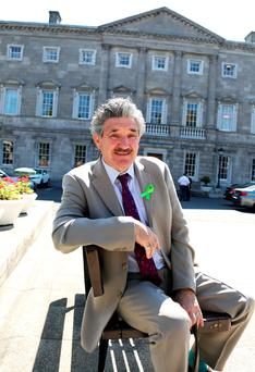 Waterford TD John Halligan. Photo: Tom Burke