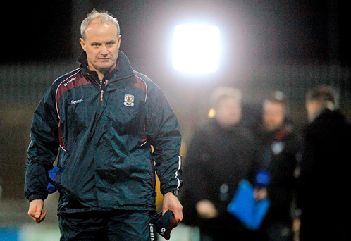 New Galway manager Micheal Donoghue. Picture credit: Piaras Ó Mídheach / SPORTSFILE...ABC