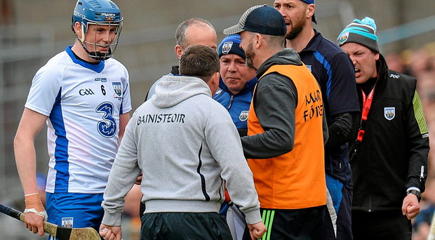 Much of the focus for tomorrow's clash is on Fitzgerald v McGrath. Picture credit: Piaras Ó Mídheach / SPORTSFILE