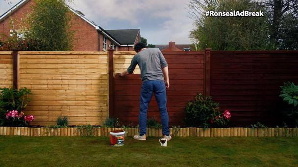 The three-minute long Ronseal ad sparked a reaction online