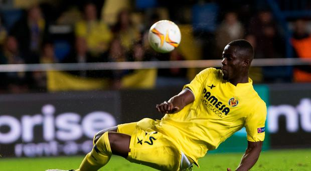 Eric Bailly of Villarreal CF
