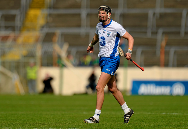 'Shanahan's return gives Waterford a different dimension, and rather than having to be the focal point of the attack, the youngsters can play off him' Photo: Sportsfile