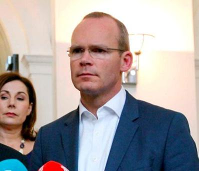 The new Minister for Housing Simon Coveney. Photo: RollingNews.ie