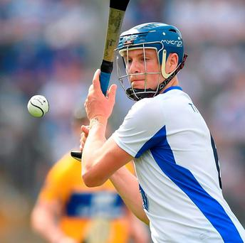 Gleeson (pictured) was exceptional and his movement was a joy to watch. Photo: Sportsfile