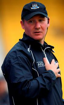 'Jim Gavin got the ideal result in Kilkenny – a substantial victory with a high score but leaving enough mistakes and lack of the killer streak to ensure he has a licence to kill when training resumes.' Photo: Sportsfile