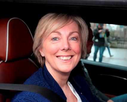 The Government Chief Whip Regina Doherty Photo: Tom Burke