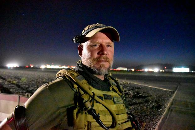 NPR photojournalist David Gilkey is pictured at Kandahar Airfield, Afghanistan in this May 29, 2016 handout photo. Michael M. Phillips/Wall Street Journal/Handout via Reuters