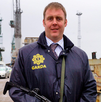 Adrian Donohoe: his killers came from south Armagh. Photo: Ciara Wilkinson.