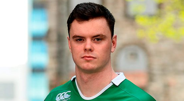 Lansdowne second-row Ryan has shaken off a calf injury which made him doubtful for this opening match at the Manchester City Academy Stadium beside the Etihad Stadium. Photo: Sportsfile