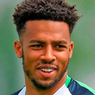 Cyrus Christie spoke about racism he experienced while growing up in the English Midlands Photo: Sportsfile / Stephen McCarthy