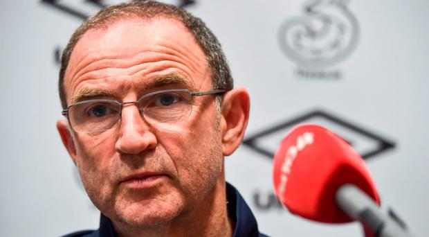 Martin O'Neill has extended his Ireland contract