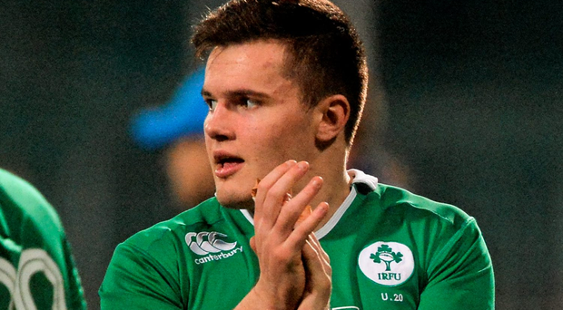 Jacob Stockdale, Ireland