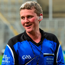 Tipperary referee John O'Brien. Photo: Piaras Ó Mídheach/SPORTSFILE