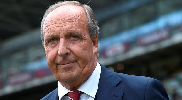 Ventura has enjoyed a long, steady coaching career in Italy although, apart from one season at Napoli, he has never worked at any of the biggest clubs such as Inter Milan, AC Milan or Juventus. Photo: Valerio Pennicino/Getty Images