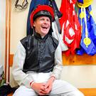 Epsom Derby winning jockey Pat Smullen. Photo: Healy Racing