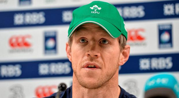Simon Easterby: It's a different matter away from home. Picture: Matt Browne / SPORTSFILE