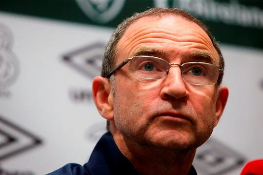 It is known that Martin O'Neill had initial reservations about committing to the Ireland job. Photo: Brian Lawless/PA Wire.