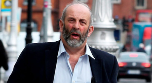 New TD Danny Healy-Rae Picture: Tom Burke