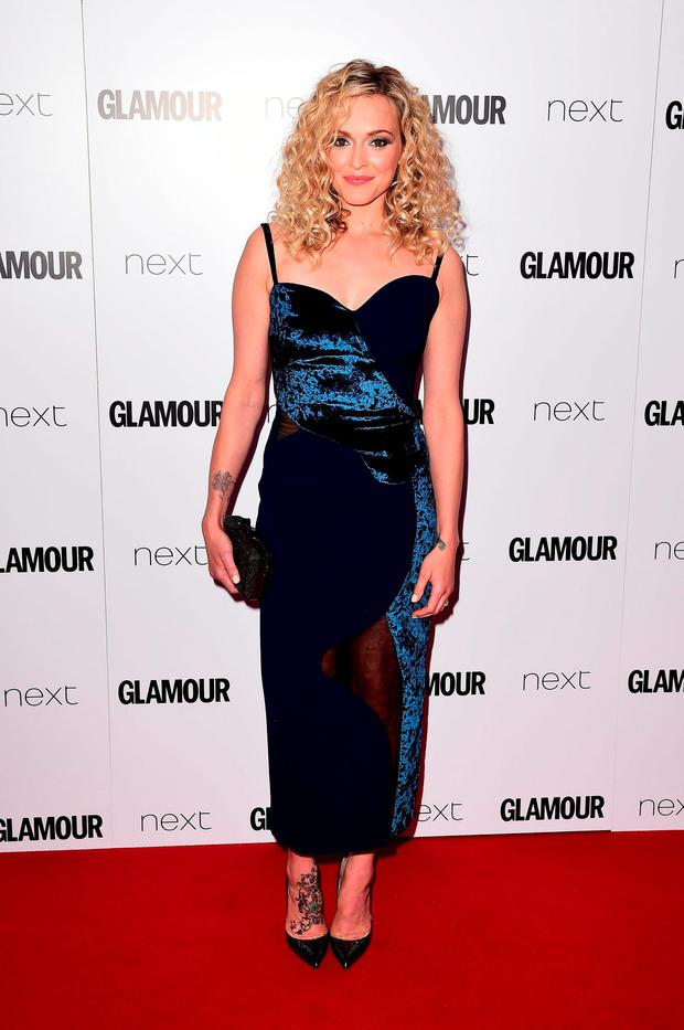 Fearne Cotton at the Glamour Women of the Year Awards 2016, Berkeley Square Gardens, London