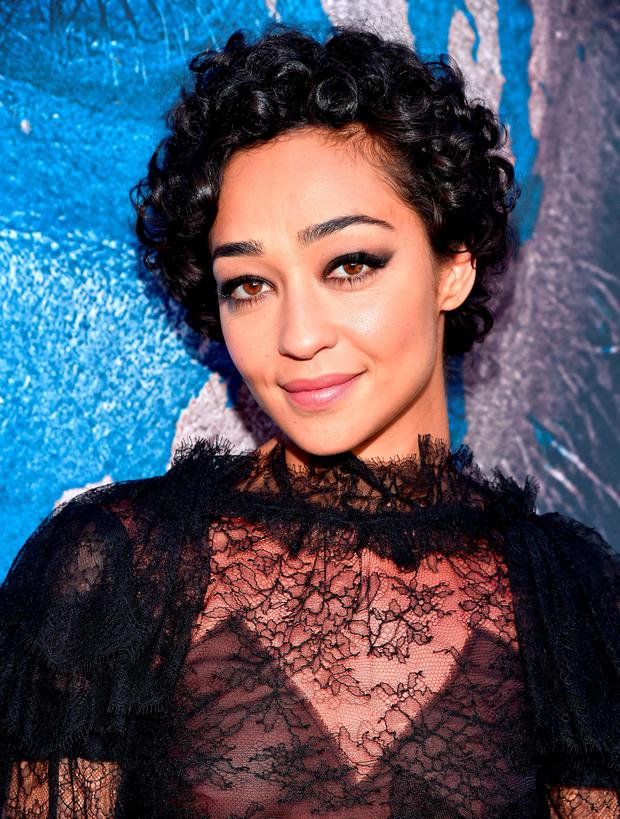 Actress Ruth Negga attends the premiere of Universal Pictures'