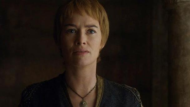 Lena Heady as Cersei Lanniser / Game of Thrones