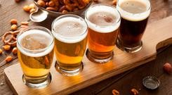 Domestically-produced Irish craft pale ales and lagers are ideal beers for the summer.