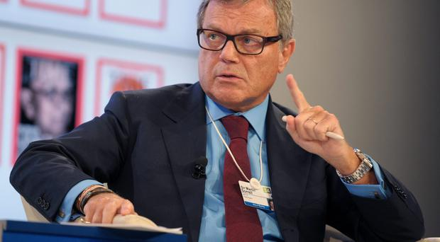WPP chief executive Martin Sorrell. Photo: ERIC PIERMONT/AFP/Getty Images