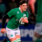 Max Deegan of Ireland. Photo: Ramsey Cardy/Sportsfile