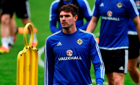 Kyle Lafferty Picture: Sportsfile