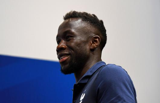 France's defender Bacary Sagna Picture: Getty Images