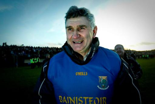 Mick O'Dwyer broke new ground with Wicklow Picture: Gerry Mooney