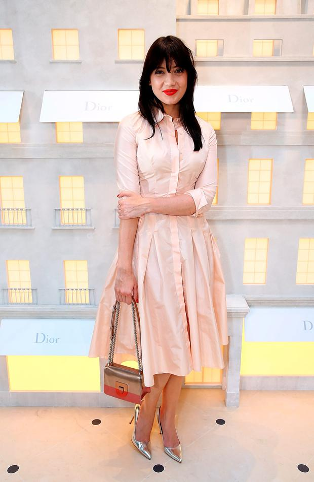 Daisy Lowe attends the opening of the House Of Dior on New Bond Street on June 8, 2016 in London, England. (Photo by David M. Benett/Dave Benett/Getty Images)