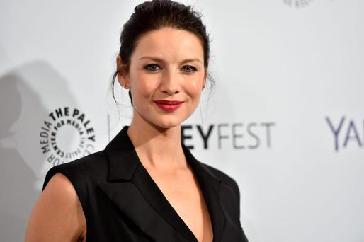 Actress Caitriona Balfe attends The Paley Center for Media's 32nd Annual PALEYFEST LA