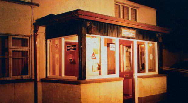 File photo dated 19/06/94 of the Heights Bar at Loughinisland in Co Down, as a police watchdog investigating allegations of security force collusion in the murders of six men gunned down as they watched a World Cup football match