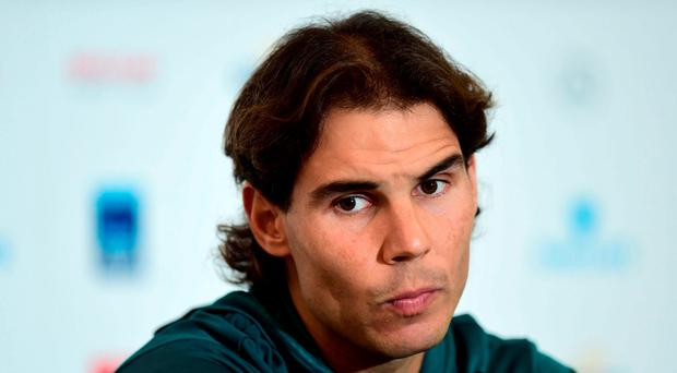Rafael Nadal has withdrawn from Wimbledon due to a wrist injury, the world number four has announced.