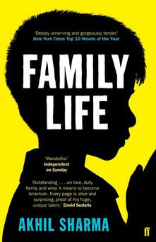 'Family Life' by Akhil Sharma
