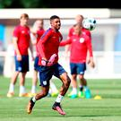 Marcus Rashford has had a meteoric rise this season Picture: PA