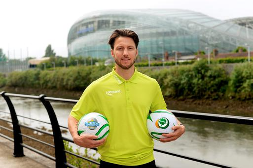 Harry Arter isn't wasting any time feeling sorry for himself despite heartbreak of missing Euro finals Picture: Caroline Quinn