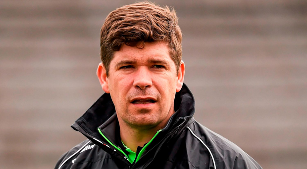 Eamon Fitzmaurice has stressed how age is an irrelevance when it comes to team selection. Picture credit: Philip Fitzpatrick / SPORTSFILE