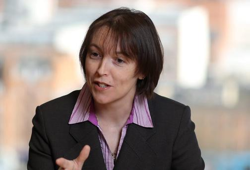 Deputy governor Sharon Donnery told a conference in Dublin the rules, which were introduced last year, would be regularly reviewed, but that this should not indicate that they will be changed. Photo: Jason Clarke Photography