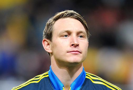 Kim Kallstrom remains a major cog in the Sweden side Picture: Press Association