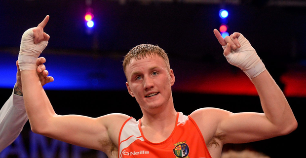 Michael O' Reilly has qualified for Rio