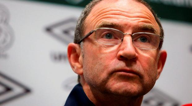 O'Neill added that his assistant Roy Keane has committed to staying around for the long haul Photo: Brian Lawless/PA Wire