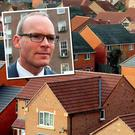 """Simon Coveney's housing strategy will include a special emphasis on increasing the supply of """"starter homes"""" for first-time buyers in Dublin."""